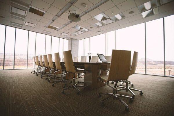 salle de réunion bureaux nuisibles